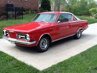 1965 Plymouth Barracuda photo