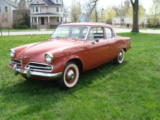 1953 Studebaker Champion 2 Door Sedan F - Body Runs photo