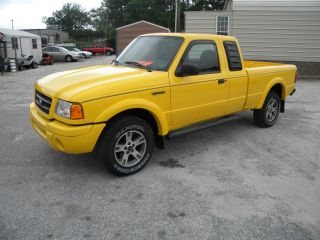 2002 Ford Ranger Tremor Edition Only 112k Tires photo