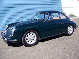 1965 Porsche 356 photo