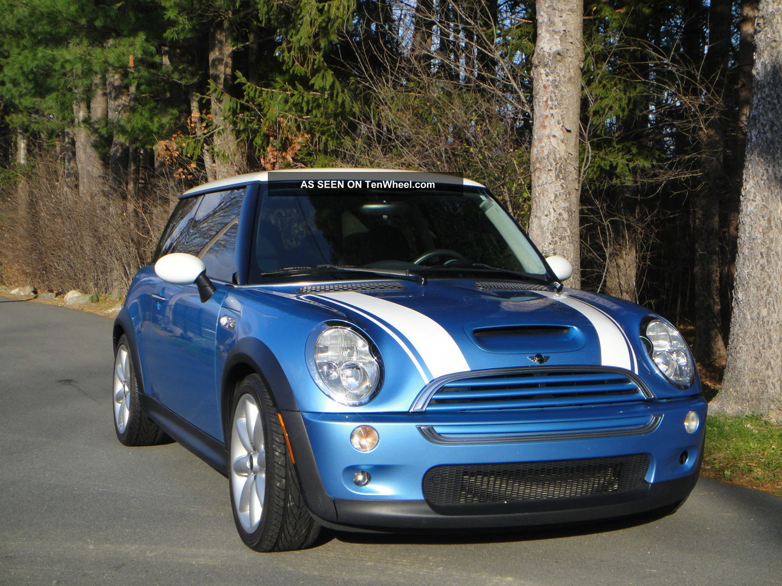 2003 mini cooper s coupe 64k 6spd sport panoramic. Black Bedroom Furniture Sets. Home Design Ideas