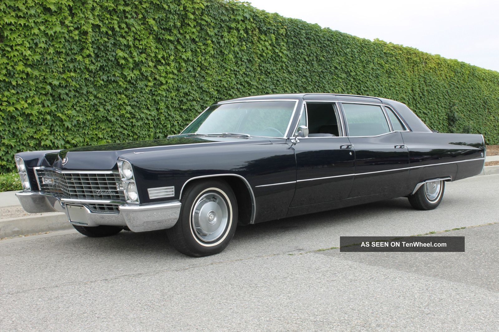 1967 Cadillac Fleetwood Series 75 Absolutely In Admiralty Blue