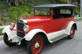 1925 Studebaker Duplex Phaeton And photo