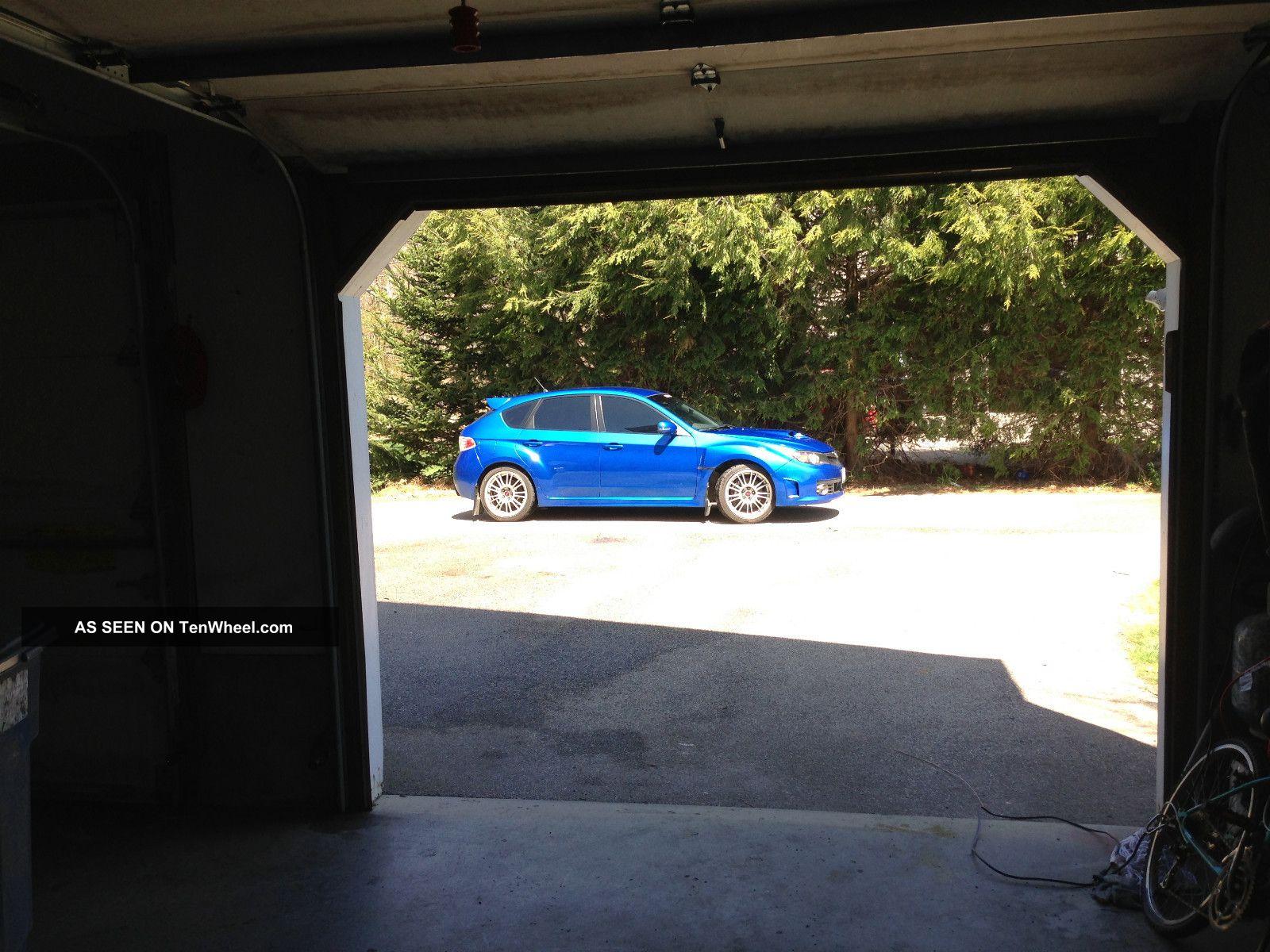 2008 Subaru Wrx Sti Hatch Wrc Blue Cobb Stage 2 - 2 Sets Of