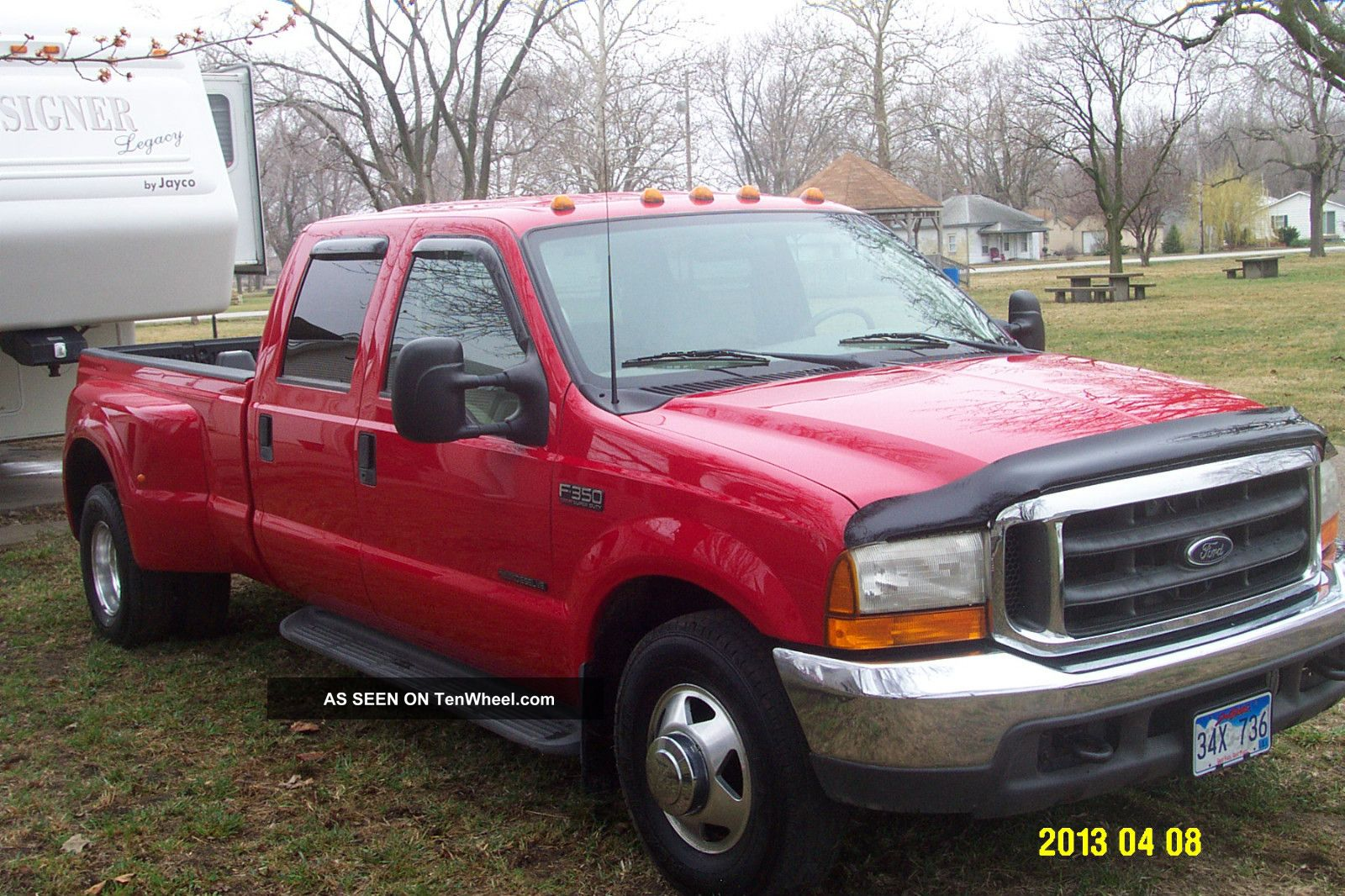 towing capacity for 2000 f350 dually. Black Bedroom Furniture Sets. Home Design Ideas
