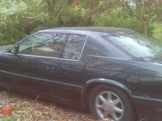 1999 Cadillac Eldorado Green Needs Major Repair / Northstar Engine photo
