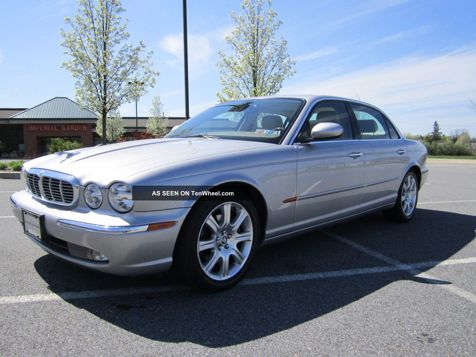 2005 Jaguar Xj8 L Sedan 4 Door 4 2l