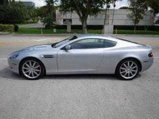 2005 Aston Martin Db9 Base Coupe 2 - Door 6.  0l photo