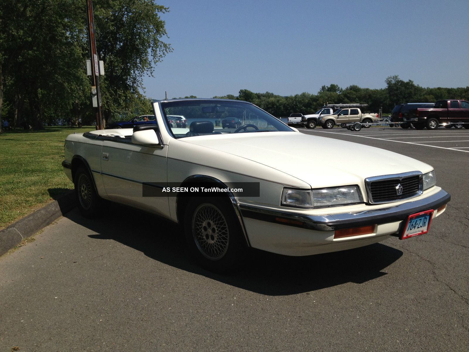 1991 chrysler tc by maserati convertible other photo. Cars Review. Best American Auto & Cars Review