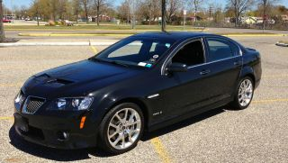 2009 Pontiac G8 Gxp Black Sedan 4 - Door 6.  2l photo