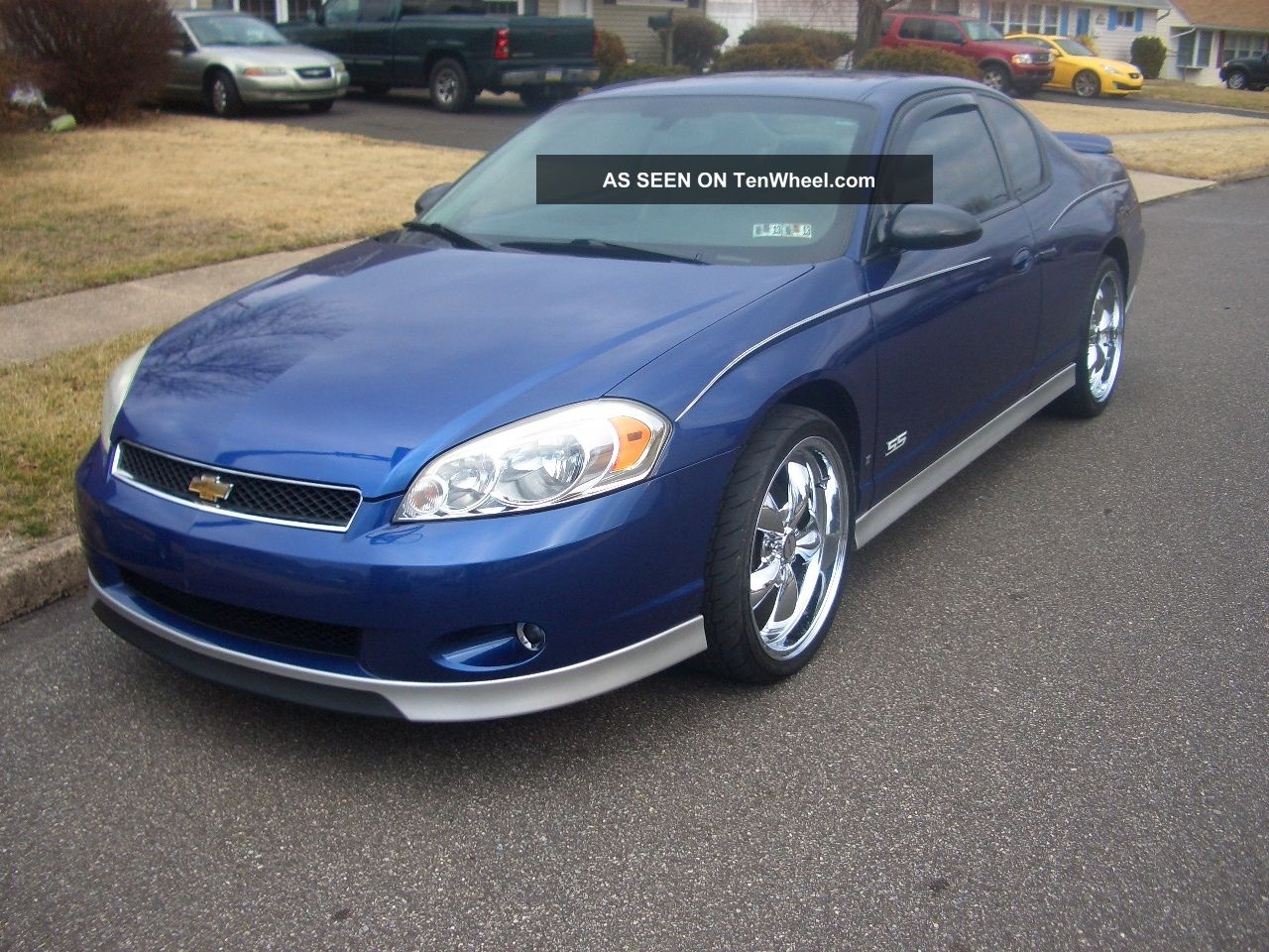 2006 chevrolet monte carlo ss coupe 2 door 5 3l. Black Bedroom Furniture Sets. Home Design Ideas