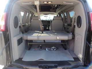 2012 Demo Chevrolet Express Cargo Van 1500 Regular W / B Rear - Wheel Drive photo