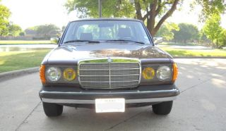 1982 Mecedes Benz 300d Turbodiesel - Classic Diesel photo