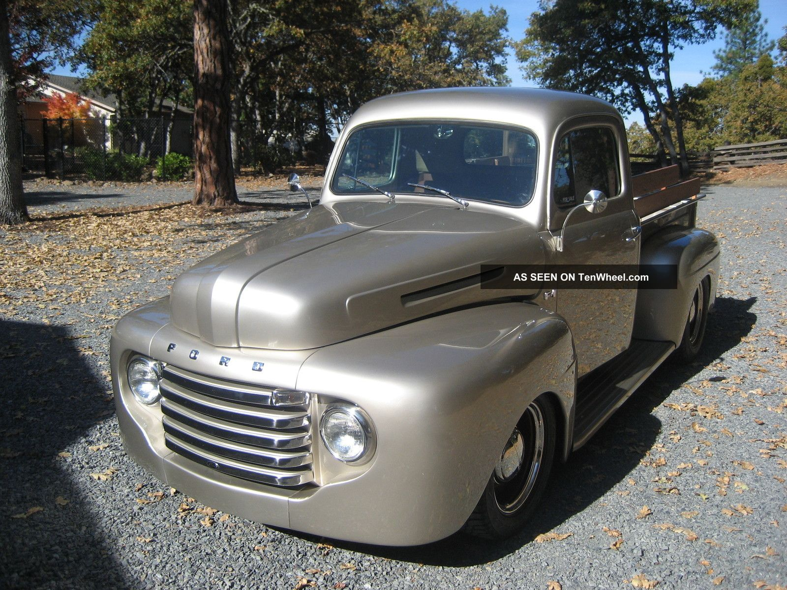 1949 Ford F - 1 Custom Pickup Other Pickups photo