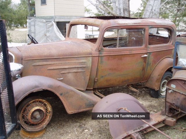 1933 chevy 2 door sedan project hot rod or rat rod for 1933 chevy 2 door sedan