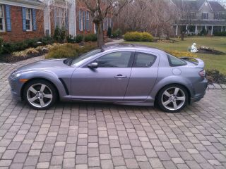 2004 Mazda Rx - 8 Coupe Fully Loaded 4 Speed Sport Automatic Spoiler Engine photo
