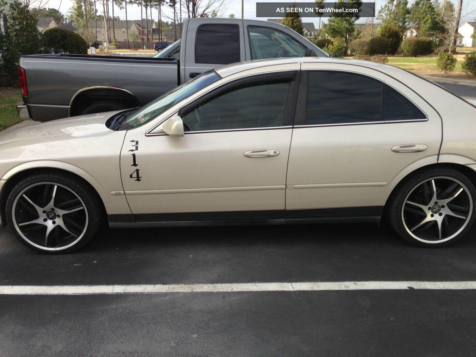 2000 Lincoln Ls V6,  20