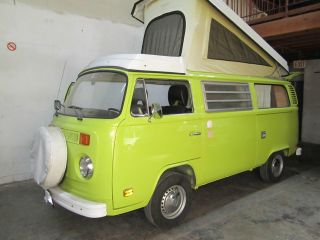 1975 Vw Camper Bus Westfalia photo