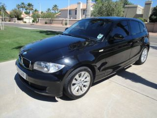 2007 Bmw 1 Series 4door Hatchback Rare Right Hand Drive photo