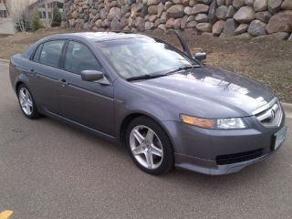 2006 Acura Tl 4 Door Sedan With photo