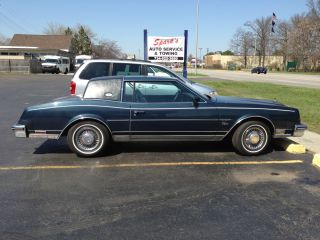 1985 Buick Riviera Luxury Coupe 2 - Door 5.  0l photo