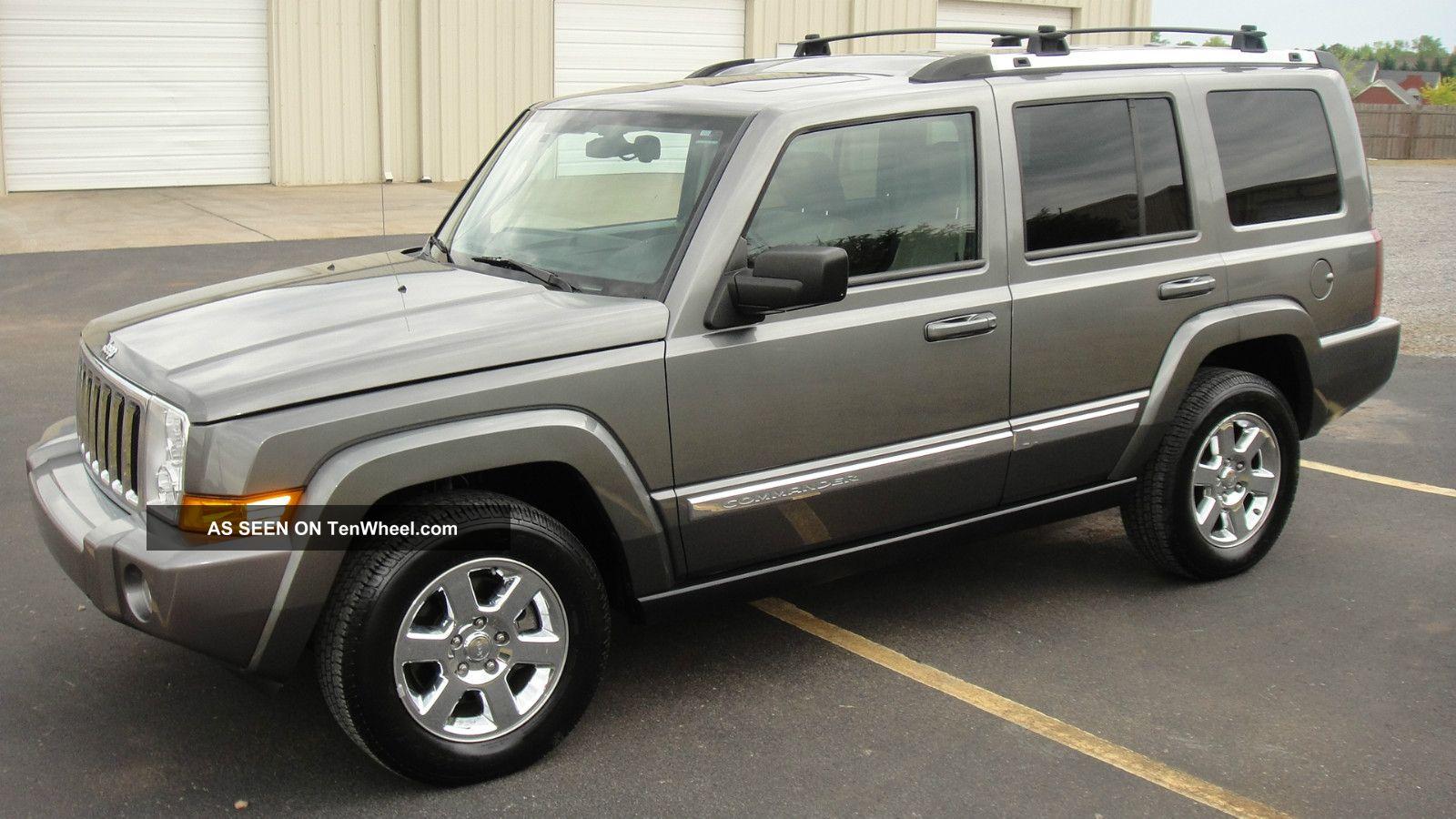 Jeep Commander 2007