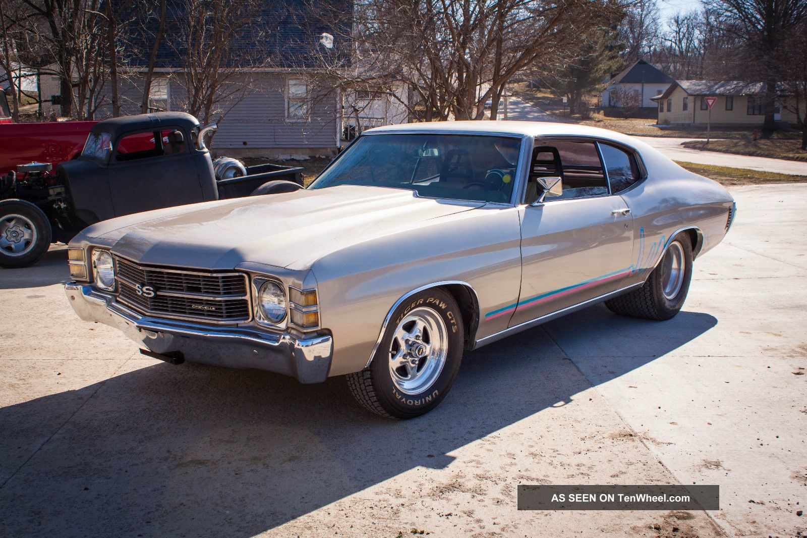 1971 Chevelle Pro Street Rod - Street Legal - Zz 502ci / 502hp Gm  Performance
