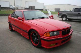 1995 Bmw M3 Base Coupe 2 - Door 3.  0l photo