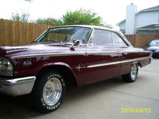 1963 1 / 2 Ford Galaxie 500xl photo