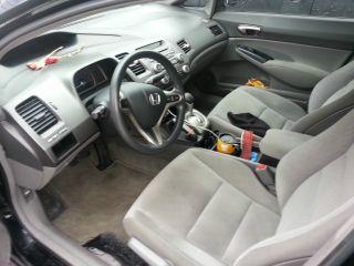 2009 Honda Civic Lx Sedan 4 - Door 1.  8l photo