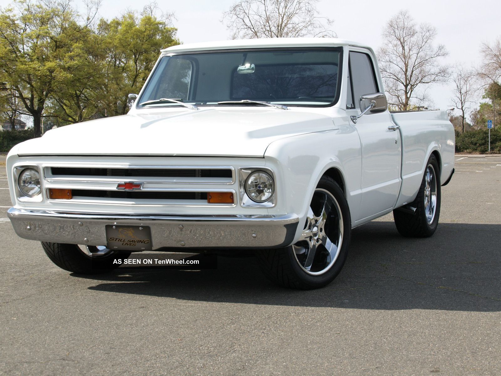 1967 chevy truck pictures