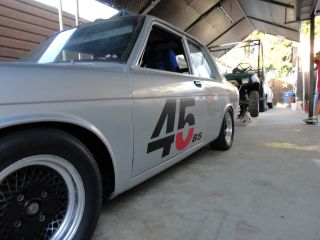 1971 Datsun B - 510 2dr Tribute Race Car photo