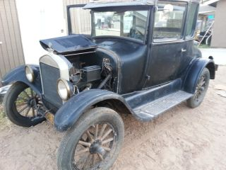 1926 Ford Model T Coupe - - - - Running / Driving California Car photo