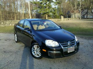 2007 Vw Jetta - Wolfsberg photo