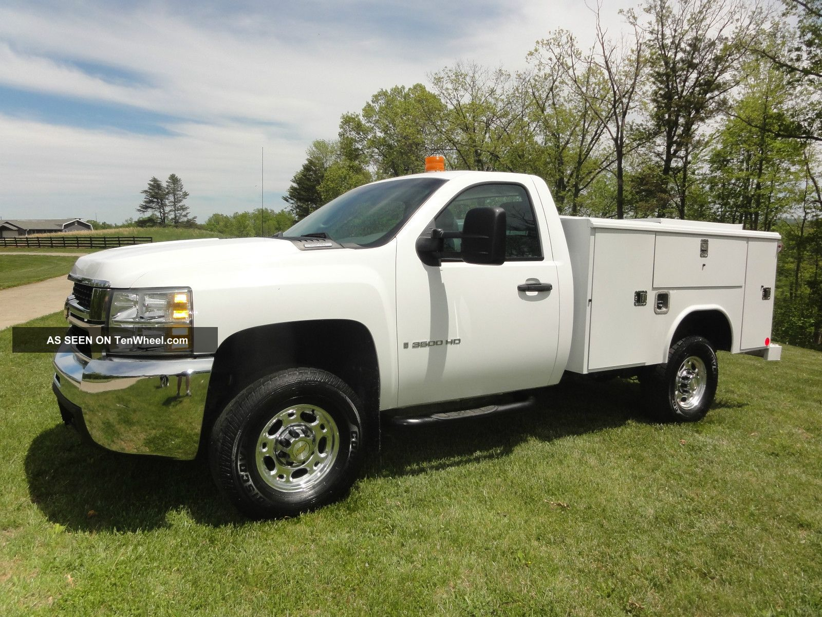 2008 Chevrolet Silverado 3500 Hd 4 X 4 Silverado 3500 photo