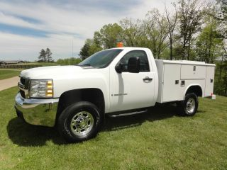 2008 Chevrolet Silverado 3500 Hd 4 X 4 photo