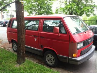 1990 Vanagon Carrat photo