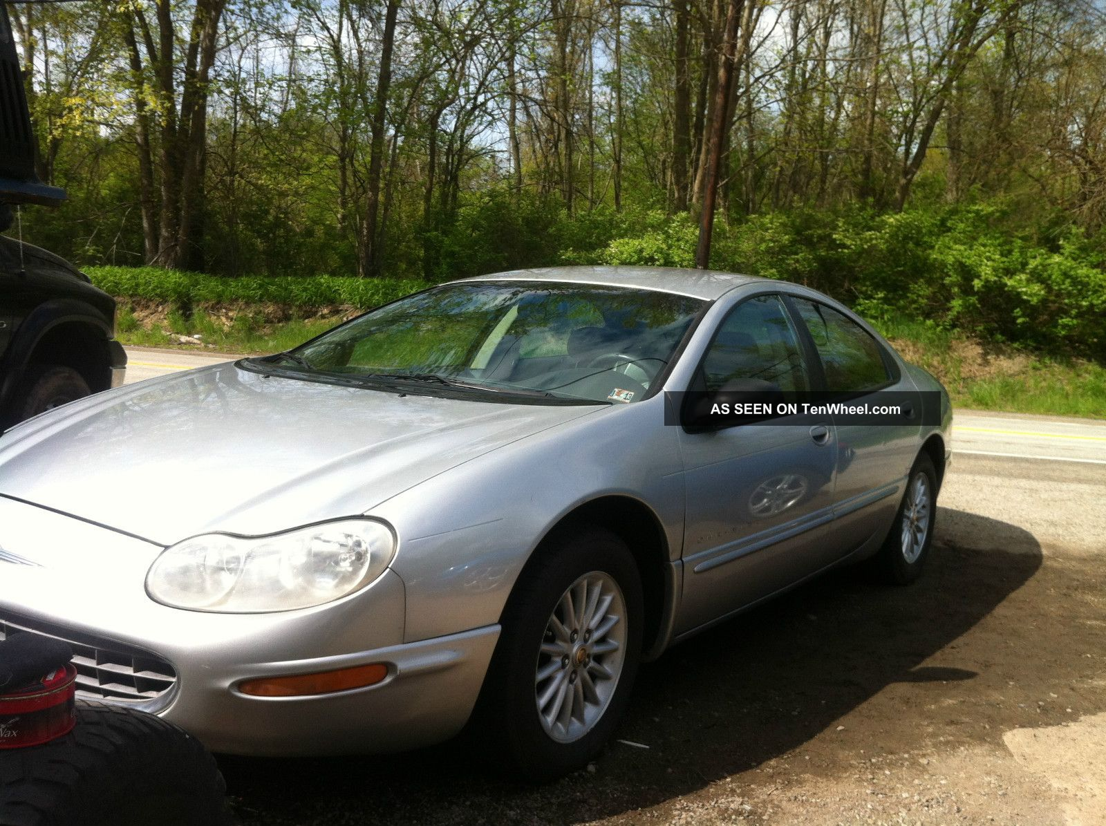 2000 chrysler concorde lxi sedan 4 door 3 2l 2000 chrysler concorde lxi sedan 4 door 3 2l