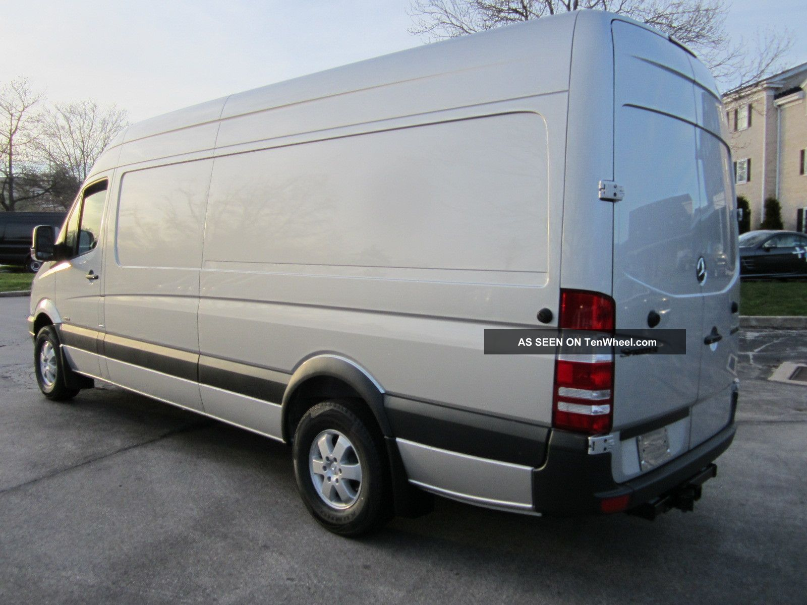 2013 mercedes benz sprinter 170 wb cargo van in rare for Mercedes benz sprinter cargo van