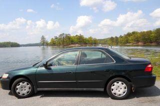 1999 Honda Accord Lx Sedan 4 - Door 2.  3l photo