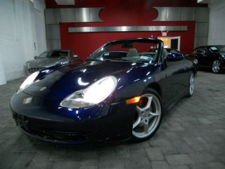 2001 Porsche 911 Carrera 2dr Carrera Cabriolet Automatic Transmission photo