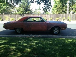 1970 Dodge Dart Swinger,  340 With 4 Speed Manual photo
