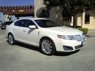 2010 Lincoln Mks Ecoboost Sedan 4 - Door 3.  5l photo