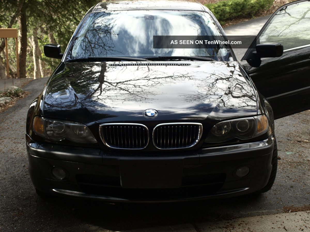 2004 bmw 330xi base sedan 4 door 3 0l. Black Bedroom Furniture Sets. Home Design Ideas