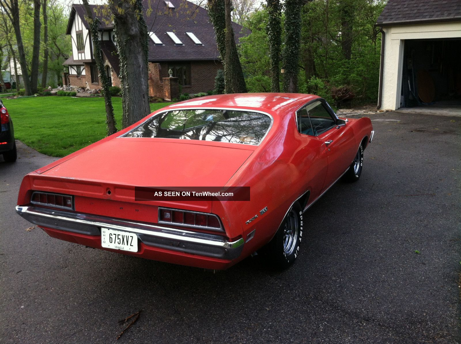 Fort Dodge Ford >> 1971 Ford Torino 500 Fastback