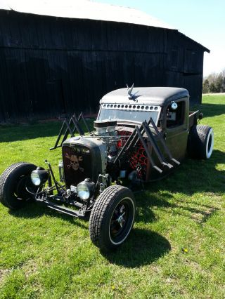 1934 Chevorlet Truck,  Rat Rod,  Hot Rod Chevy Kentucky photo