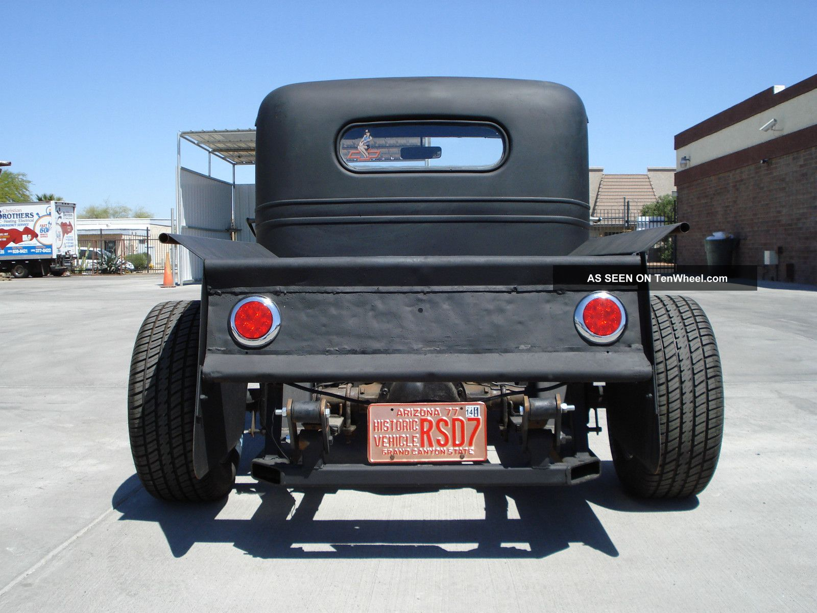 1936 Dodge Truck Rat Rod 1936 Custom Rat Rod Truck