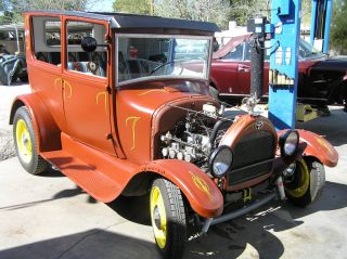 1926 Model T All Steel Hot Rod photo