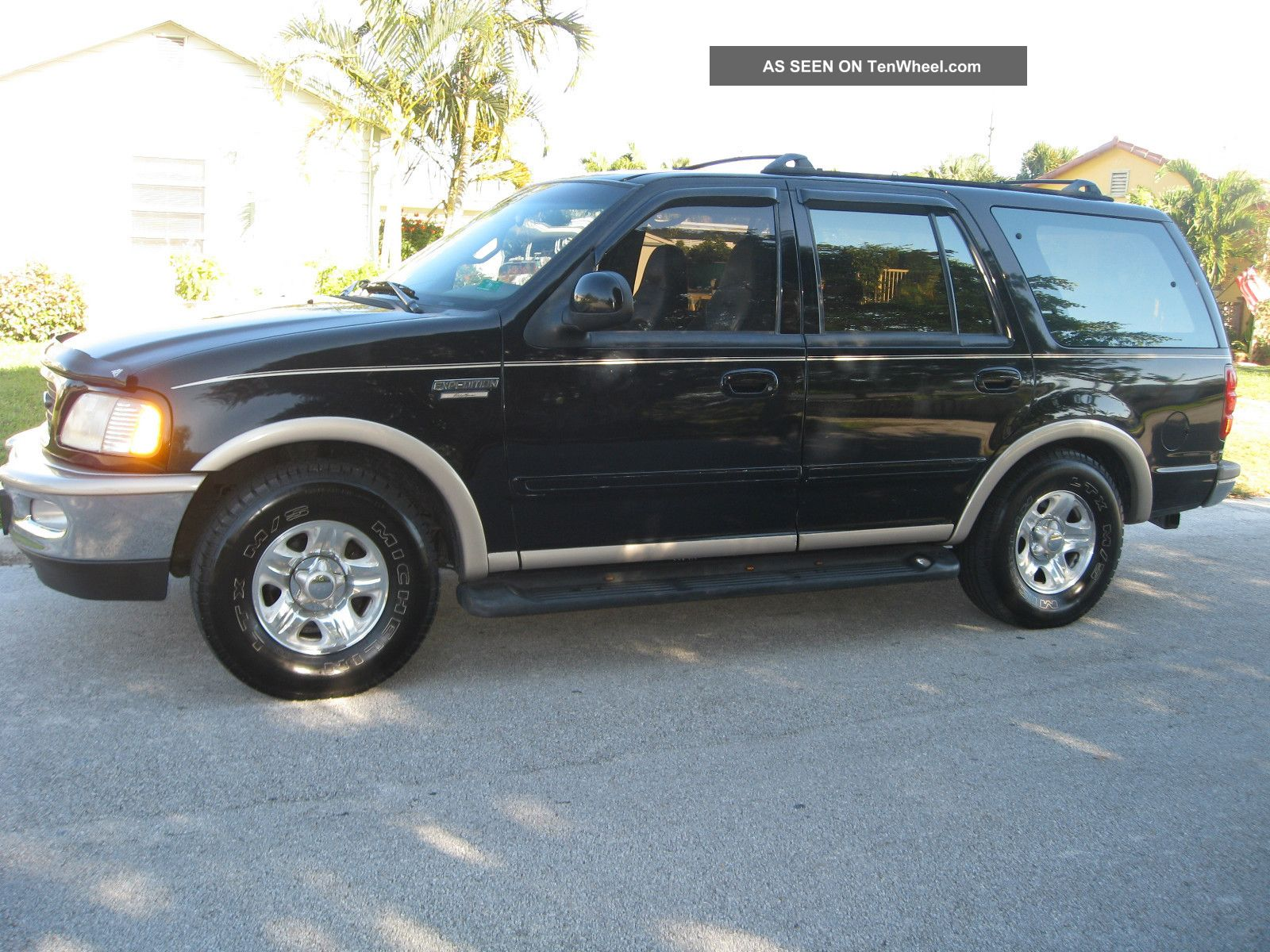 1997 Ford Expedition Eddie Bauer Sport Utility 4 - Door Expedition photo