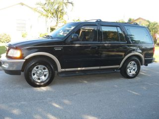1997 Ford Expedition Eddie Bauer Sport Utility 4 - Door photo